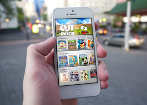 Kids app store mobile01