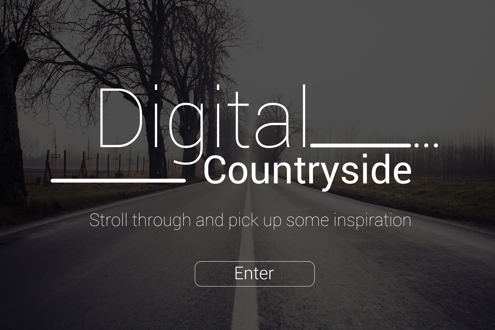 digital countryside landing page smaller