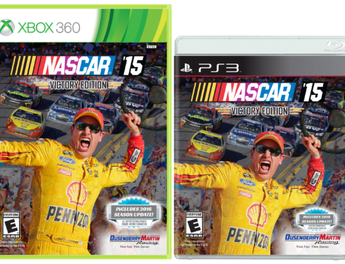 NASCAR '15 Victory Edition Console Game Package